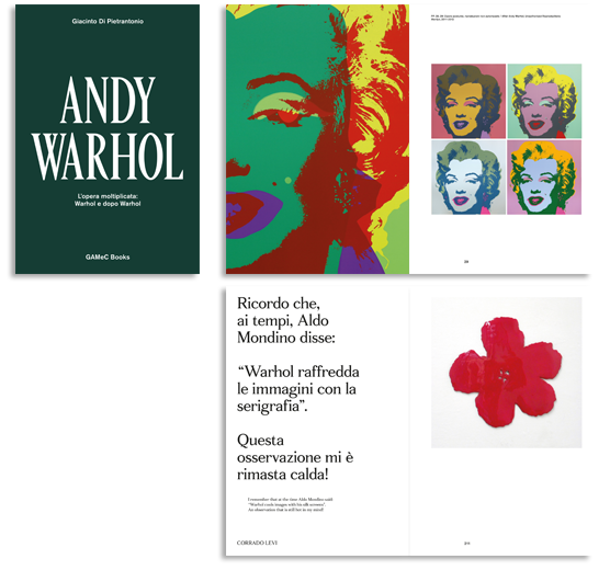 Andy Warhol: volume mostra